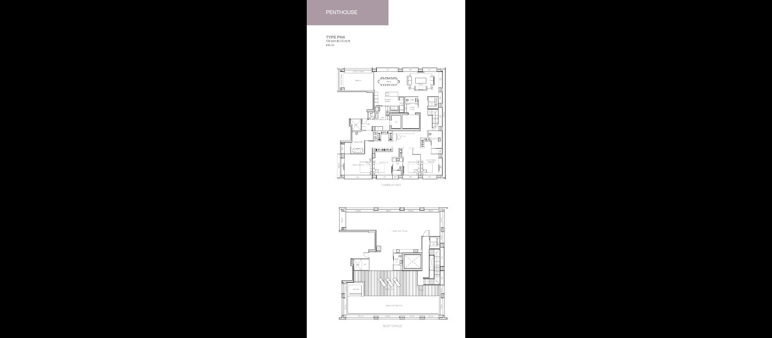 Nouvel 18 Floor Plans
